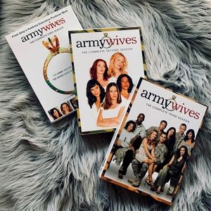 Army Wives - Season 1- 3